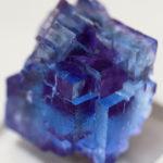 Fluorite, Blue