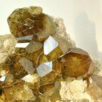 Garnet, Yellow, Andradite / Topazolite