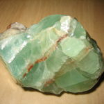 Calcite, Green