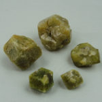 Garnet, Green, Grossular / Tsavorite Garnet