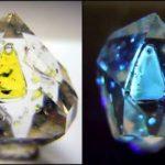 Quartz, Petroleum / Golden Enhydro Quartz