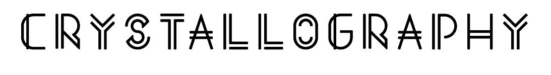 Crystal Caution List | Crystallography